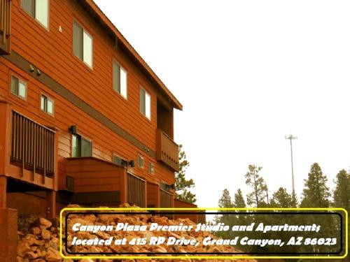 . Canyon Plaza Premier Studio and Apartments
