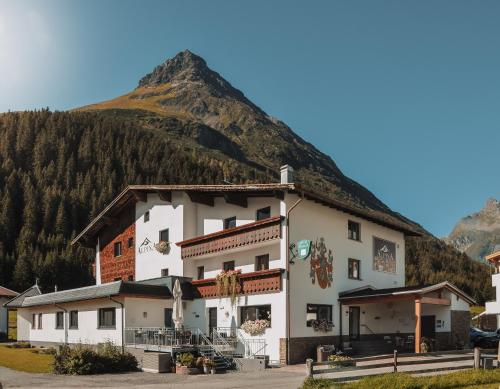 Hotel Alpina - Galtür