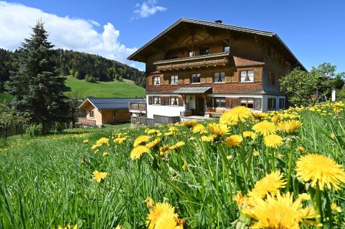 Bauernhof Bilgeri - Hotel - Hittisau