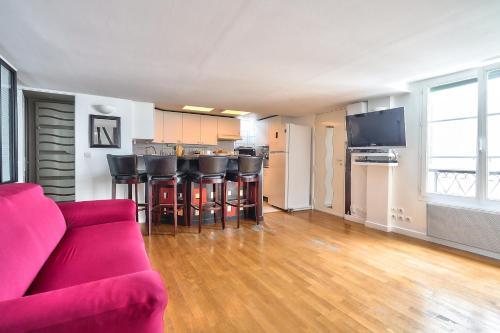 The Perfect Parisian 2 bdrs flat at Le Marais - Location saisonnière - Paris