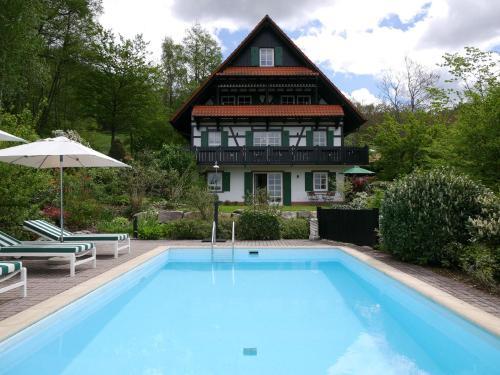 Ferienhaus Straubehof-Spengler - Apartment - Sasbachwalden