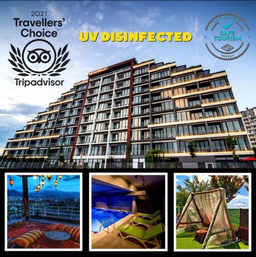 . The Kayseri Loft Hotel