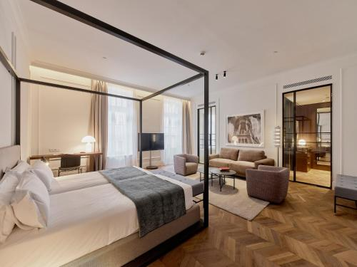 Kozmo Hotel Suites & Spa - The Leading Hotels of the World - Budapest