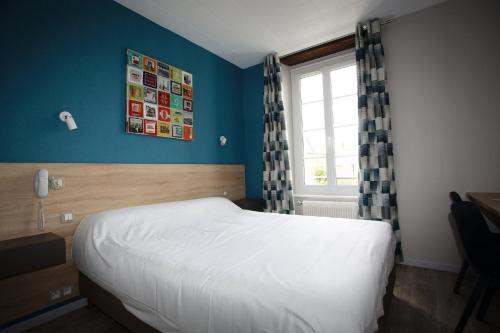 . Contact Hôtel - Hôtel Le Lion d'Or Lamballe