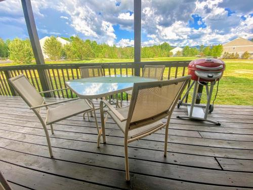 S1 Bretton Woods Resort condo with beautiful mountain views GREAT LOCATION - Apartment - Carroll