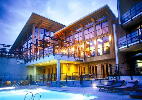 Brentwood Bay Resort&Spa - Accommodation - Brentwood Bay