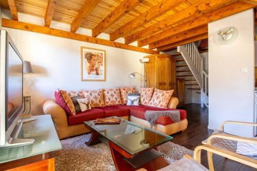 Appartement style chalet à Saint Lary Soulan. - Apartment - Saint-Lary Soulan
