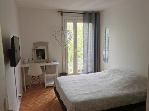 Chambre chez l'habitant - Pension de famille - Toulouse
