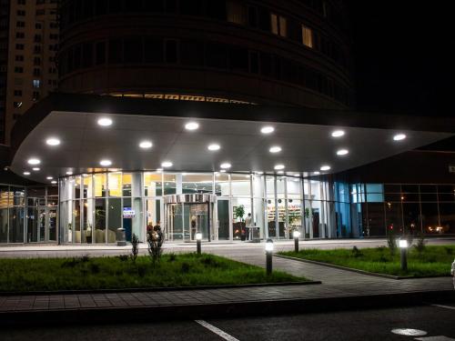 Slavyanskaya Hotel