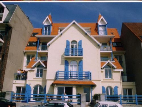 . Appartement Wimereux, 4 pièces, 6 personnes - FR-1-376-55
