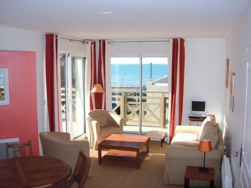 . Appartement Ambleteuse, 4 pièces, 8 personnes - FR-1-376-9