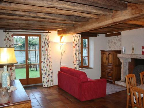 Gîte Molineuf, 2 pièces, 4 personnes - FR-1-491-68 - Location saisonnière - Valencisse