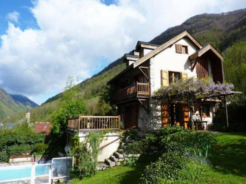 Gîte Aulus-les-Bains, 5 pièces, 9 personnes - FR-1-419-94 Guzet Neige
