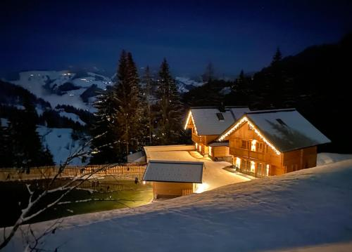 Bergseegut - Seehaus - Chalet - Wagrain
