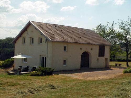 Gîte Bellefontaine, 5 pièces, 8 personnes - FR-1-589-9 - Bellefontaine