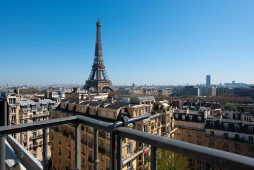 Exceptional Home - Balcony on Eiffel Tower - Hôtel - Paris