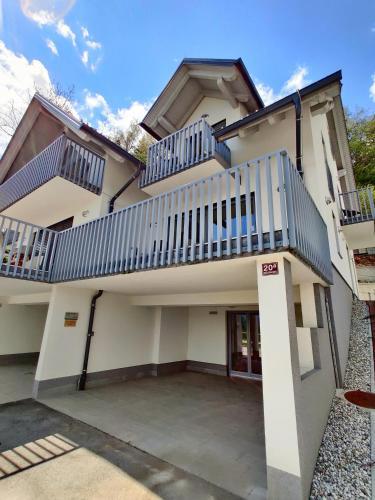 Villa Recica North - Accommodation - Bled