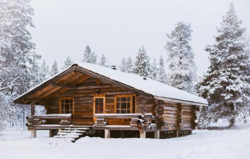 Arctic Log Cabins - Chalet - Saariselkä