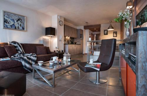Two-Bedroom Apartment (6 Adults) with Spa Access