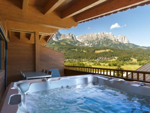 Alpen Panorama Wilder Kaiser 1 - Chalet - Ellmau