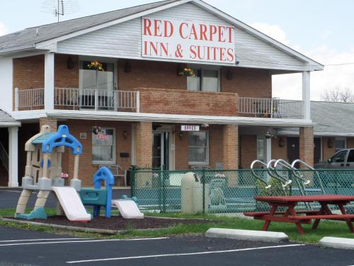 Red Carpet Inn And Suites Palmyra - Palmyra, PA 17078