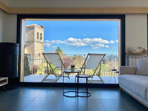 Finca el Veinti9 - Apartment - Puerto Navacerrada
