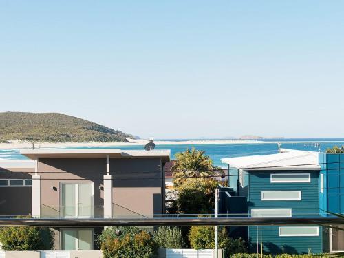 . Blue View @ Fingal Bay