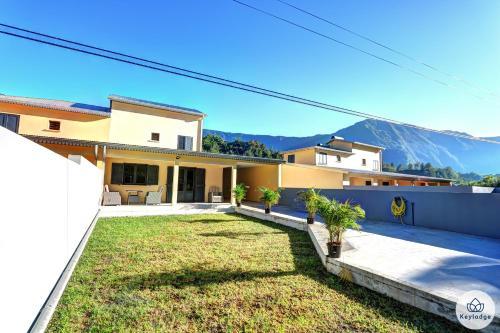 Villa Becalm - 110 m2 – Séjour nature – Salazie - Location, gîte - Salazie