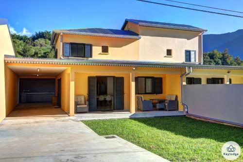 Villa Berelax - 110 m2 – Séjour nature – Salazie - Location, gîte - Salazie