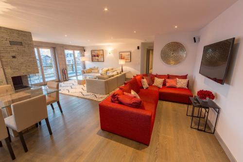 Apartment La Forêt 2 - Spa access - Nendaz