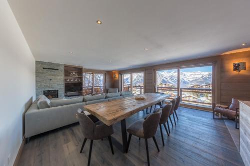 Le Refuge 2 - Spa access - Close to ski lift - Hotel - Nendaz