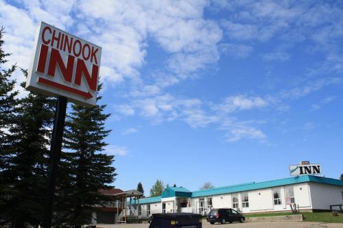 Chinook Inn - Accommodation - Rocky Mountain House