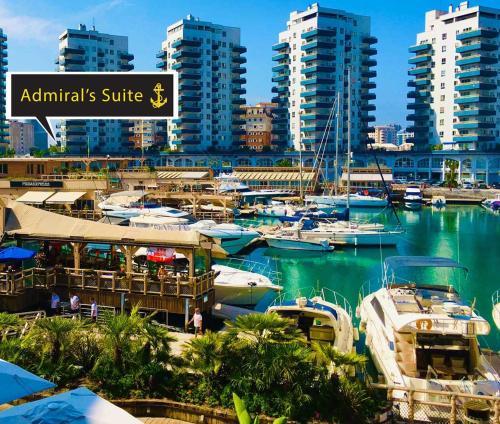 . Admirals Suite, Gibraltar