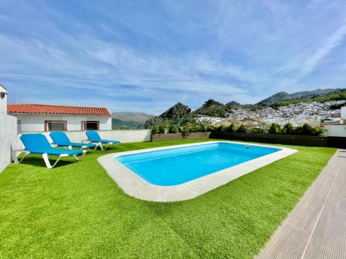 Accommodation in Montejaque