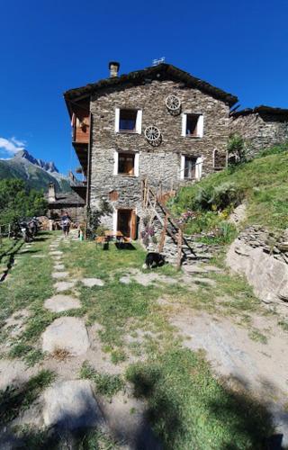 B & B La Guiette - Accommodation - Casteldelfino
