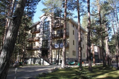 Accommodation in Leningrad