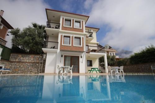 Villa Jasmin - Accommodation - Oludeniz