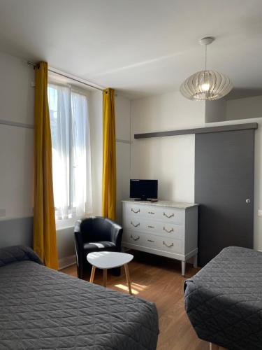 Hôtel du Clos Fleuri - Chambre d'hôtes - Lourdes