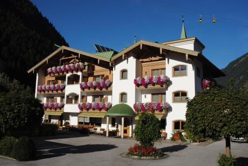Hotel Garni Ferienhof Mayrhofen