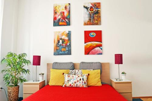 Paprika Apartment Grand, Pension in Budapest