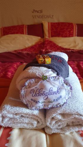 Hotel-overnachting met je hond in Fruzsi Vendégház - Szentbékkálla