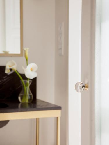 Deluxe Double Room with River View Gran hotel Brillante 1