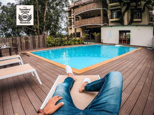 . AM Hotel Kollection: The Summer House, Pachmarhi