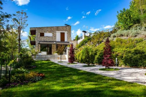 Cottage esclusivo sul fiume nel Parco del G. Sasso - Hotel - Isola del Gran Sasso d'Italia