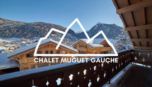 Chalet Muguet Gauche with Hot Tub Sleeps 10 Central Morzine