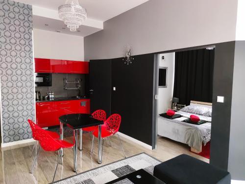 . Apartamenty Centrum Krawiecka