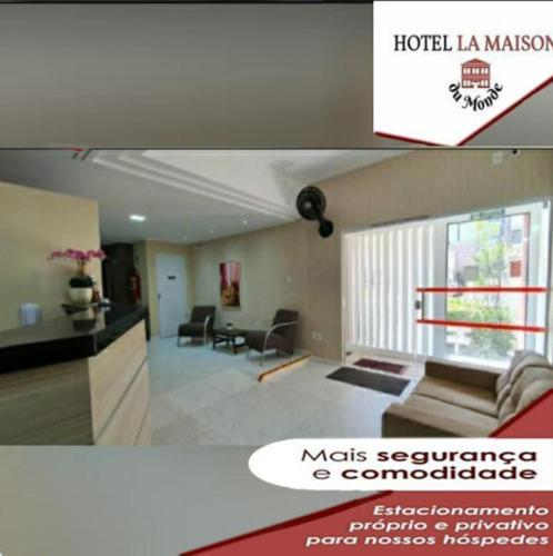 . Hotel La Maison Du Monde