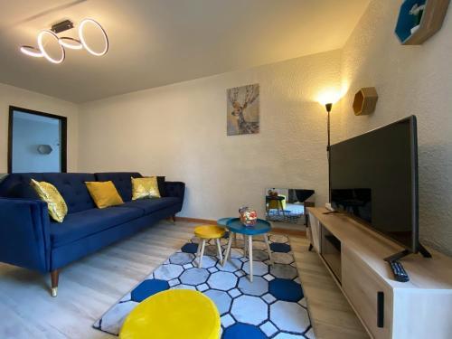 Appartement Cosy avec vue sur la Basilique - Location saisonnière - Béziers