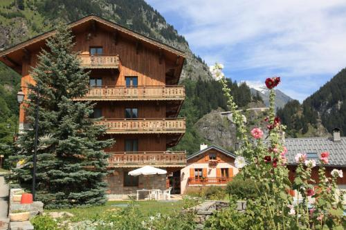 Chalet Bellecote - Capacity 28 to 34 people - Champagny en Vanoise