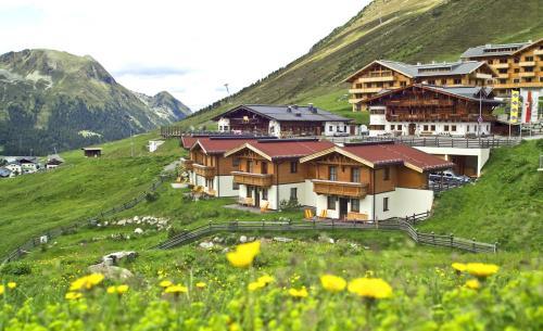 Alpenchalets - Obholzer - Chalet - Kühtai-Sellraintal